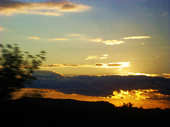 100_38992011sunsetLMB (lauren_michelle_byckowski) Tags: sunset sky sunlight nature clouds outdoors colorful bright sunsets multicolored