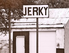 Jerky (geoffleppard1) Tags: nature landscape texas country fujifilm roadside westtexas xs1