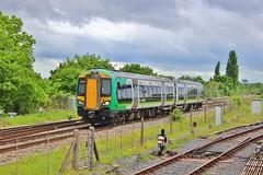 London Midland 172211 - Kidderminster (South West Transport News) Tags: london diesel railway severn valley gala midland kidderminster 2016 172211