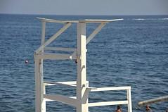 sedia del salvataggio (eliobuscemi) Tags: mare sedia legno bagnino salvataggio