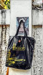 Harrods. Bangkok, Thailand (Bolin27) Tags: street city travel shopping bag thailand bangkok harrods hook