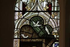 Spridlington, St Hilary's church window detail (Jules & Jenny) Tags: window spridlington sthilaryschurch