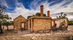 Farmhouse Ruins, Brookton, WA (Explored Visions) Tags: old house building heritage history abandoned stone rural junk ruins outdoor decay farm exploring grunge explorer country oldbuildings adventure explore forgotten wa outback lonely aged derelict deserted abandonment westernaustralia decayed ruined relic urbex stonebuilding brookton visitwa sonya7ii exploredvisions