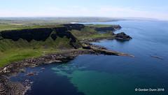 IMG_1705 (ppg_pelgis) Tags: uk ireland tourism aerial northernireland ni northern ppg giantscauseway paramotor causewaycoast notadrone