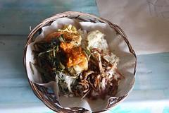 Nasi Campur Nasi Pedas Ibu Andika (lulun & kame) Tags: bali indonesia asia asianfood jimbaran lumixg20f17 malaysianindonesianfood