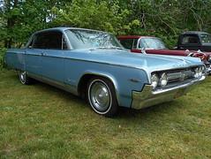 1964 Oldsmobile Ninety Eight (splattergraphics) Tags: 98 carshow olds 1964 oldsmobile ninetyeight olds98 sledfest duncannonpa hooliganscarclub