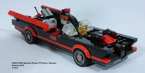 lego batman classic tv series batcave