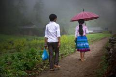Vietnam: dans les villages au confin de la chine. (claude gourlay) Tags: portrait people asia vietnam asie ethnic minority indochine tonkin hagiang ethnie minorit claudegourlay movac hmongblanc