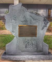 Buffalo County Courthouse- Alma WI (5) (kevystew) Tags: wisconsin map alma courthouse courthouses countycourthouse buffalocounty usccwibuffalo