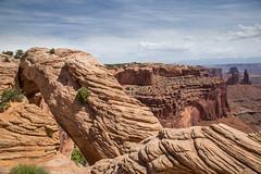 Mesa Arch-8 (travelin) Tags: canyonlandsnationalpark mesaarch
