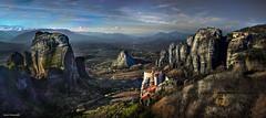 -Meteora-Greece (Dimart gr) Tags: landscape greece monastery meteora thessaly