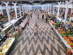 Mercado histrico (noticiasfchcatolica) Tags: azulejo augustocid mercadodolivramento mercadosdeportugal