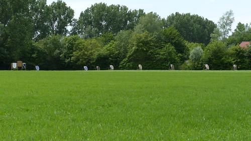 Bogenschießen beim Sportclub Hahnheim