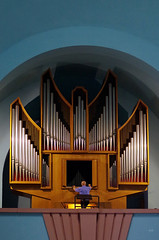 Soundcheck (I-N-R) Tags: wedding church kirche organ soundcheck hochzeit orgel