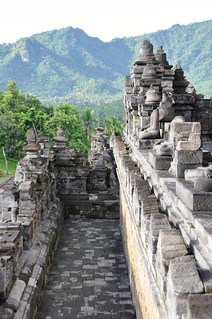 borobudur - java - indonesie 30