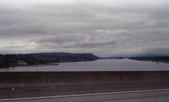 Columbia River @ 60mph (rwl7532) Tags: asa200 selfdeveloped nikonf4 c41processing fujicolorsuperhq diyc41processing