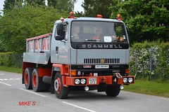 1985 Scammell S26 'A. & S.J. Edgar' reg Q260 GFD (erfmike51) Tags: lorry scammell s26 heavyhaulage eaglediesel asjedgar aecrally2016