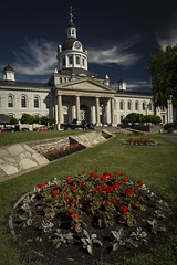 Kingston City Hall (DavidGuscottPhotography) Tags: buildings polarize kingstonontariocanada