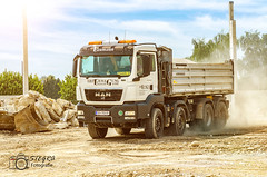 MAN Baukipper (stegra-foto) Tags: man construction baustelle dirt kipper bau tgs baumaschine tgx