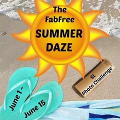 Summer Daze Photo Challenge (JuliannaSeriman) Tags: secondlife photochallenge fabfree fabulouslyfreeinsecondlife fabulouslyfree