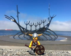 LEGO Collectible Minifigures Series 4 : Viking (wiredforlego) Tags: toy iceland lego plastic kef minifigure cmf reykyavik 8804