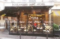 boulangerie (johandiril) Tags: paris france square piazza boulangerie frn sainmicheal