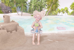 My Paradise! (emilypiggies) Tags: ocean life family summer vacation beach water photomanipulation photoshop photography photo toddler warm paradise sunny sl secondlife blonde tropical second summertime snacks sandcastle tot rp beachy roleplay tiptoes tropicalbeach beachvacation secondlifefashion secondlifephotography secondlifephoto secondlifekids slfamily slphotoshop familyroleplay toddleedoo familyrp secondlifetoddleedoo slfamilyroleplay