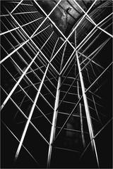 Bordeaux - Bibliothèque de Mériadeck (L'autre CtrlcCtrlv) Tags: autoportrait bordeaux aquitaine gironde alpc bordeauxmétropole