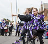 188/366  Coming Through, Folk on The Quay - 366 Project 2 - 2016 (dorsetpeach) Tags: england dance purple dorset 365 poole 2016 morrisdance 366 aphotoadayforayear second365project folkonthequay 366anonymous morrisproject