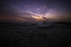 Infinity Light - Qatar (zai Qtr) Tags: light sea sky beach colors night clouds sand nikon outdoor tokina hdr shams doha qatar sanf abusamra zaiqtr