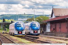 844.022-4 | Os14218 | tra 331 | Zln-sted (jirka.zapalka) Tags: train spring czech cd os zlin stanice trat331 rada844