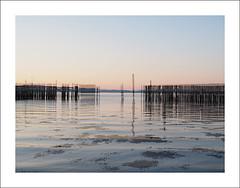 Pier double exposure II (Christa (ch-cnb)) Tags: sea norway pier norge doubleexposure decay olympus norwegian pro fjord trondheim zuiko decaying omd trndelag ranheim trondheimfjord microfourthirds mzd1240mm em5mkii