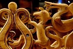Untitled (Clothaire Legnidu) Tags: paris animals museum dock musee animaux quai branly