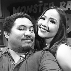 Great to see the lovely @lovelotssabrina again after a long while. I will see you again, I promise.  P.S. Really enjoyed your @rx931 Concert Series appearance tonight.