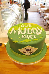 Our friends at Oakleaf (oakleafcakes.com) created this fabulous cake based on our campaign logo design. Thank you Betsy and thank you Oakleaf!! (Cahoots Design) Tags: campaign muddy river park parkway spotlight brand branding messaging participant community boston green olmstead frederick law olmsted landscape urban greenway american architecture educational outreach public participation stewardship momentum restoration city people birds animals fish floodprevention fenway brookline daylighting construction natural nature illustration logo logotype riverway welcome organization mmoc charter cahoots cahootsdesign massachusetts usarmycorpsofengineers historic destination opening culture bakery bake oakleaf cake