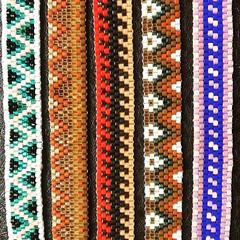 Pulseras (Nata R.) Tags: square squareformat bracelets miyuki juno pulseras delicas iphoneography instagramapp
