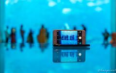 ~ a different perspective ~ (Harpixel - A Singh's Lens) Tags: dubai atlantis aquaventure iphoneshot harpixel dubai2016 harpreetchandhoke