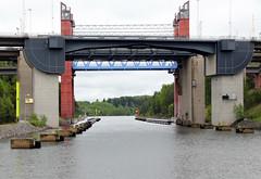 Gota_Canal_leaving_Stockholm_10_m1_screen (pntphoto) Tags: bridge cruise canal sweden sverige gota scandinavia pavel trebukov pntphoto
