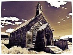 waiting in zion.... (BillsExplorations) Tags: california statepark old abandoned church decay faith religion ghosttown historical weathered zion bodie methodistchurch nationalregisterofhistoricplaces
