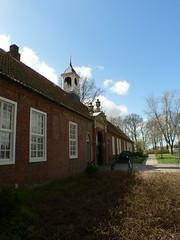 WasserSchloss Evenburg - Vorburg (achatphoenix) Tags: schloss evenburg leer ostfriesland eastfrisia ems watercastle loga wasserschloss