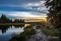 The Path (Theaterwiz) Tags: color clouds sunrise golden tetons pathway grandtetonnationalpark schwabacherlanding theaterwiz michaelcriswellphotography