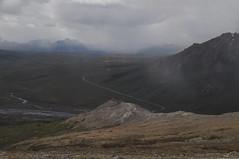 DSC_0807 (David.Sankey) Tags: alaska alaskarange mountains mountainrange denali denalinationalpark hiking nature park nationalparkdenalinationalparkandpreserve mckinley travel fog rivers savageriver savagealpinetrail trial savagealpine