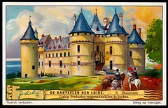 Liebig Tradecard S1272 - Chteau de Chaumont (cigcardpix) Tags: tradecards advertising ephemera vintage liebig architecture french