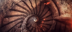 # I turn spiral ..... (Fan.D & Dav.C Photgraphy) Tags: architecture stairs canon spiral escalier stairways colimaon stairspiral