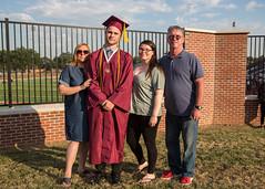 Clifton High School Graduation 2016 (DavezPicts) Tags: highschool graduation cerimony school mustangs clifton nj
