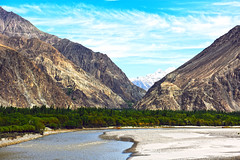 Khaplu - Skardu (anbajwa) Tags: travel pakistan mountains tourism beauty clouds river landscape nikon flickr awesome valley skardu khaplu nikon2470mm gilgitbaltistan asimnisarbajwa anbajwa norternareaofpakistan