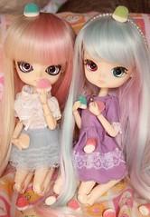 Candy Candy (.Neko.) Tags: fashion asian doll dal groove sakura miyuki kleine obitsu 25cm rewigged rechipped miyuna bodynm