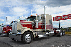 2017 Kenworth W900L (Trucks, Buses, & Trains by granitefan713) Tags: truck newtruck kenworth kenworthtruck tractor trucktractor sleeper sleepertractor w900l kenworthw900l largecar longhood owneroperator custom classic