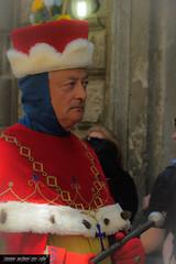 Magistrato (frillicca) Tags: official giugno 2010 magistrate corteostorico corpusdomini notabile historicalparade medievalrepresentation orvietotr