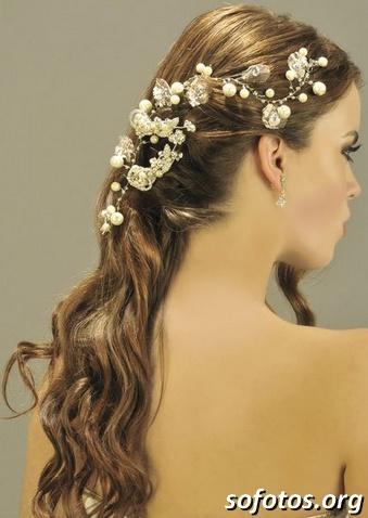 Penteados para noiva 165